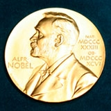 Nobel Prize® medal - registered trademark of the Nobel Foundation.jpg